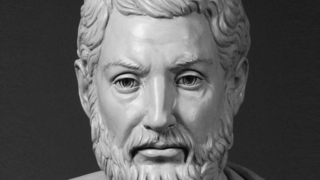 Clisthène, né vers 570 avant Jésus-Christ, est considéré comme le père de la démocratie.