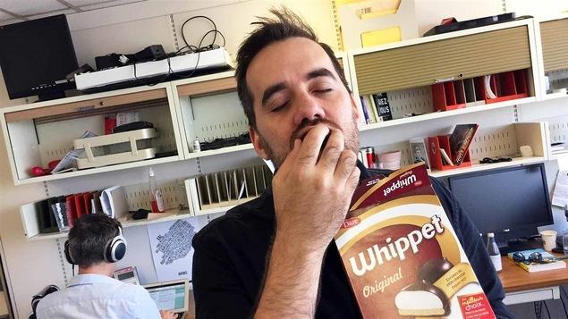 Jean-Sébastien Girard aime aussi les Whippet.