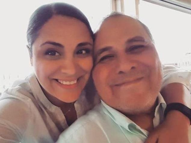 Maria et Willie Garcia