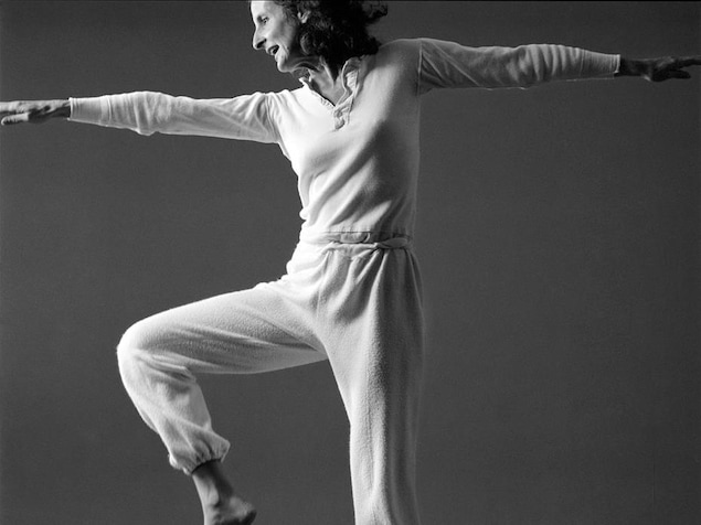 La danseuse Trisha Brown