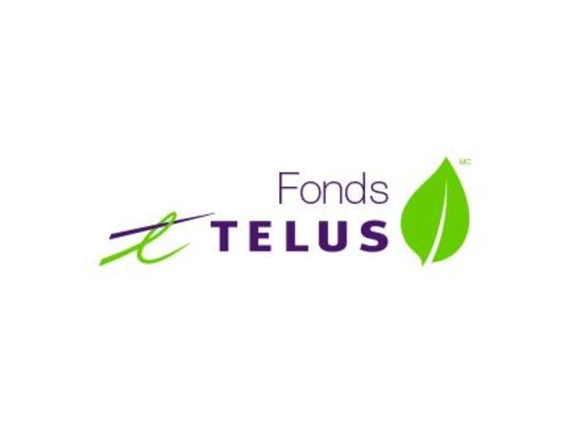 Le logo du fonds Telus