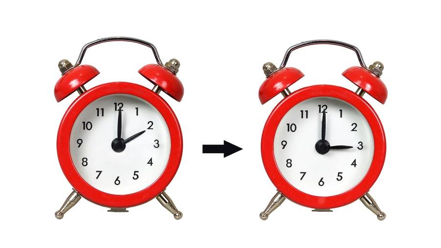 Sondage sur le changement d'heure en C.-B.