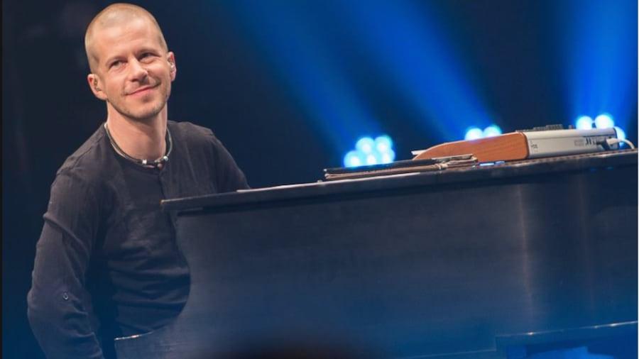 Le multi-instrumentiste Étienne Chagnon