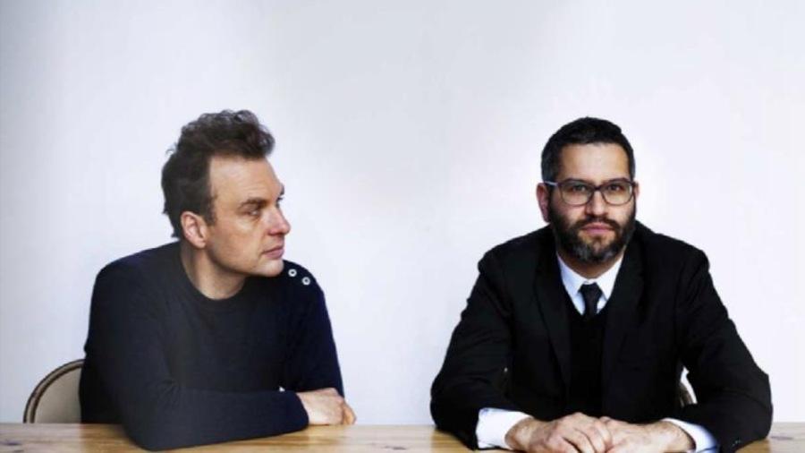 Patrice Dubois et Alain Farah