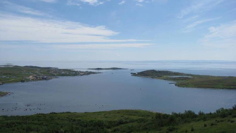 Red Bay, au Labrador