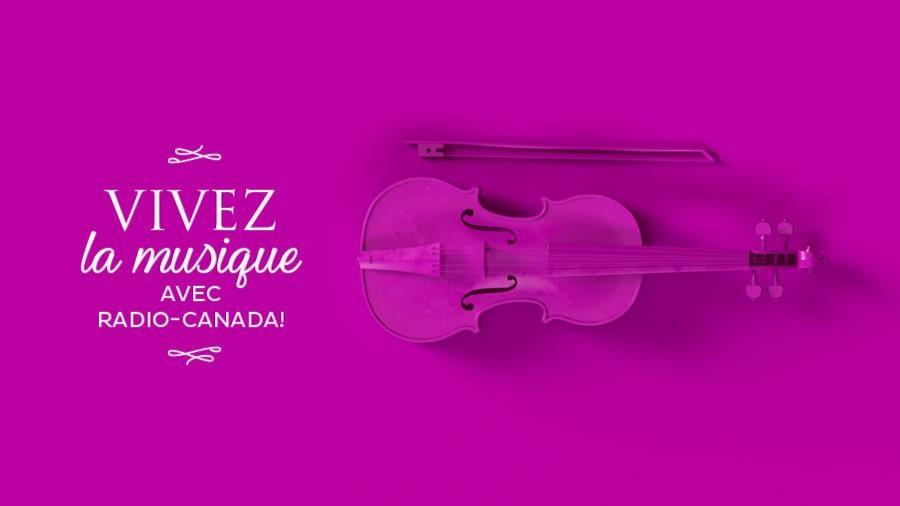 Participez au concours Vivez la musique.