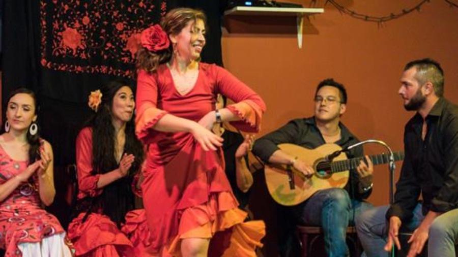 Le café Kino à Vancouver, temple du flamenco