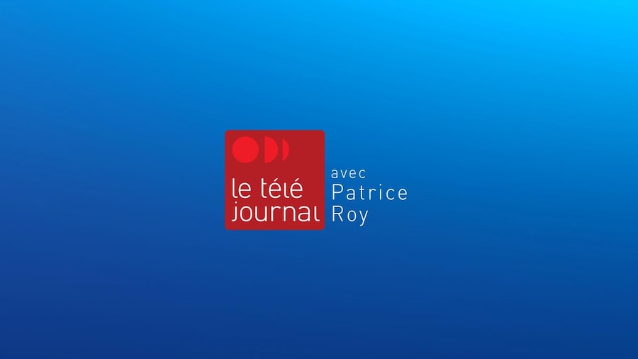 Le Téléjournal Montréal avec Patrice Roy (logo)