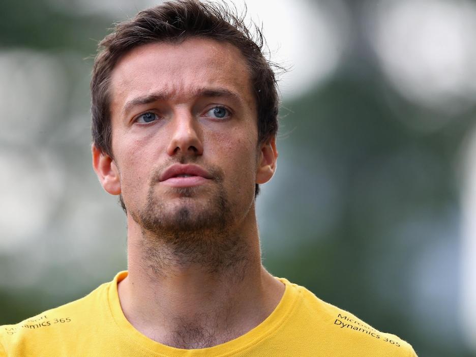 Palmer ne terminera pas la saison — Renault