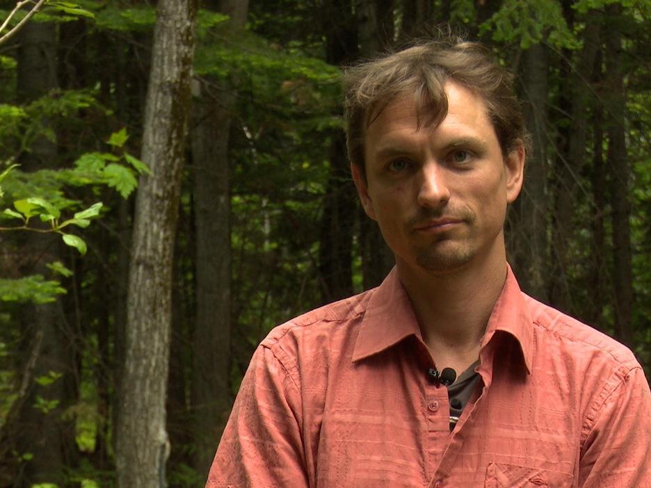 Le porte-parole d'Environnement Vert Plus, Pascal Bergeron