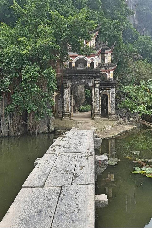 Un temple caché de la ville de Ninh Binh, au Vietnam