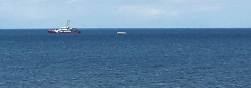 Un bateau de la garde côtière a remorqué une baleine  au large de Norway, Î.-P.-É.