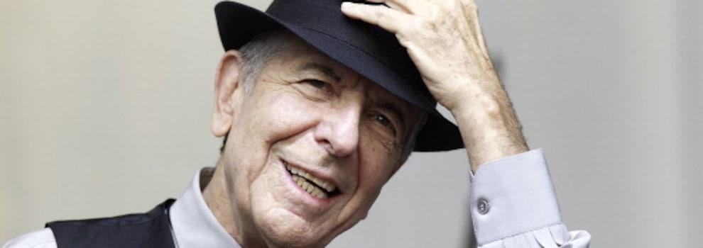 Leonard Cohen, le poète légendaire