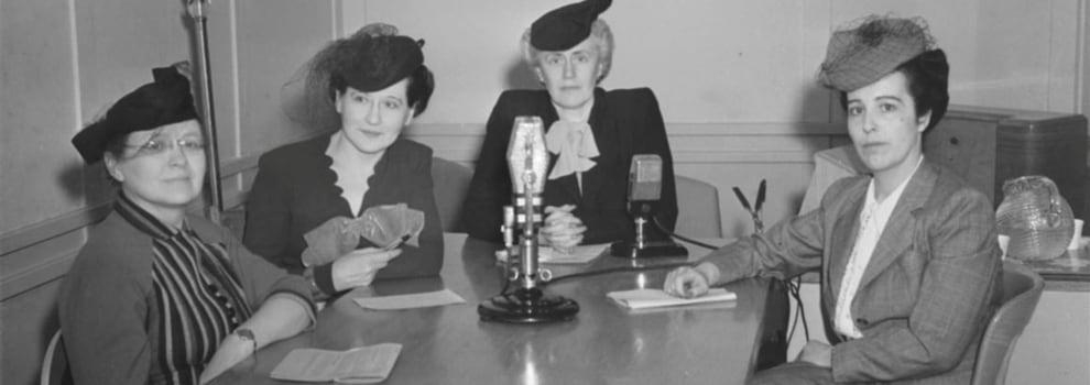 Le combat des femmes pour le droit de vote