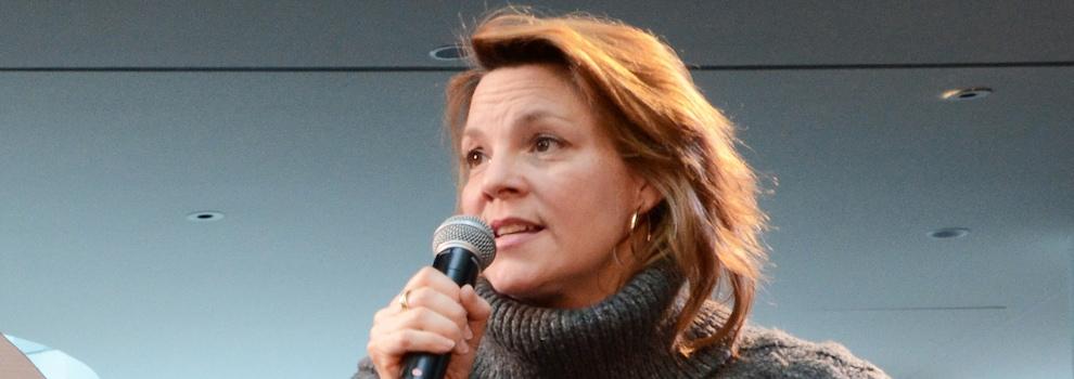 Catherine Proulx-Lemay: le plaisir de se transformer
