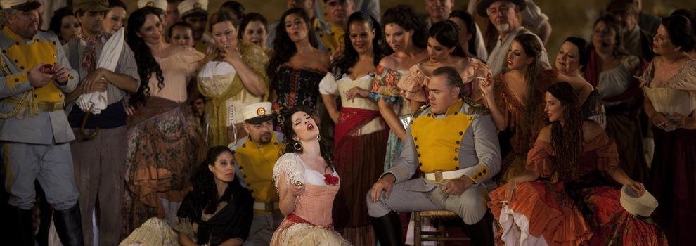 Les femmes et l'opéra