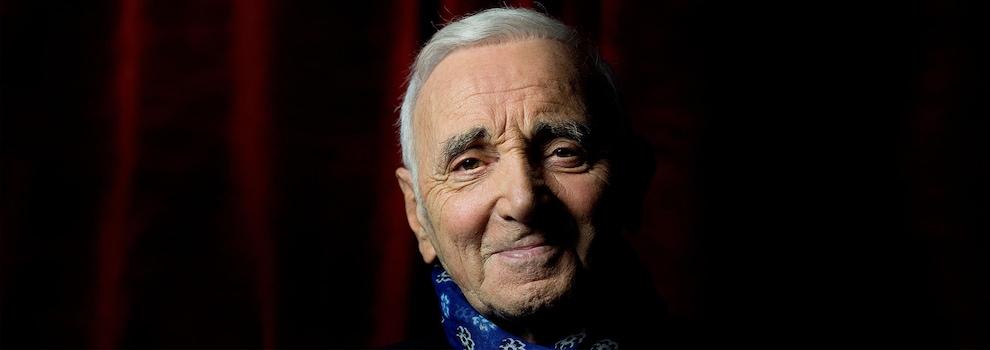 Aznavour... sur ma vie